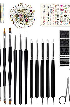 Nail-Art-Tools-Fashion-Design-8-Size-Painting-Brushes