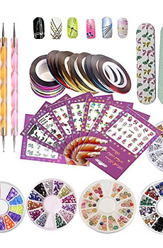 DIY-Glitter-Nail-Rhinestones-Decorations-Dotting-Tool-Water-Transfer-Sticker