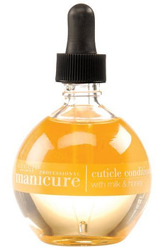 Cuccio Revitalize Cuticle Oil, Milk and Honey, 2.5 Ounce