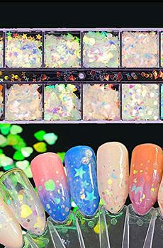 Mrsyel-12-Boxes-Holographic-Glitter-Nail-Art-Sequins-Iridescent-Mermaid